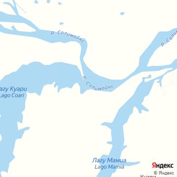 Карта Коари