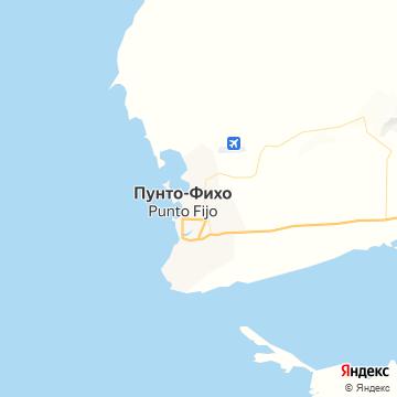 Карта Ласа-Пьедраса