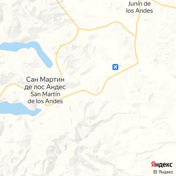 Карта Чапелко