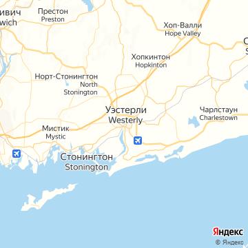 Карта Вестерли
