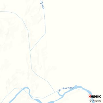 Карта Араракуары