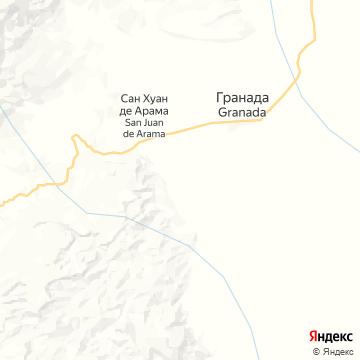 Карта Lamacarena