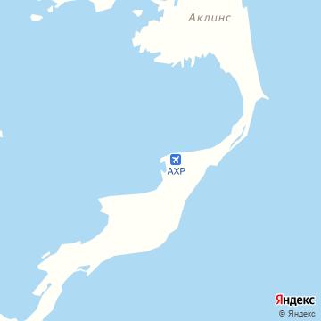 Карта Спринга-Пойнта