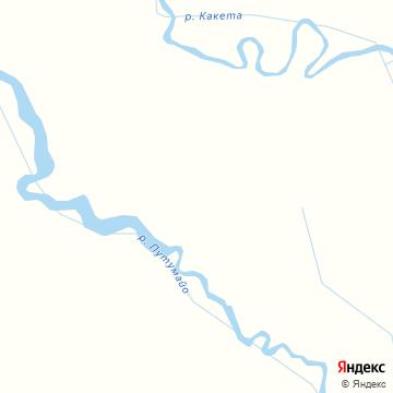 Карта Пуэрто-Легуизамо
