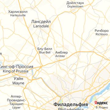 Карта Амбера
