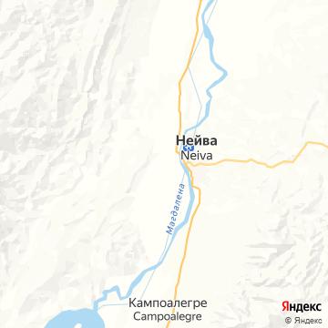 Карта Нейвы