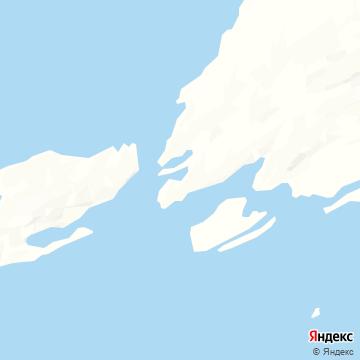 Карта Акуливика