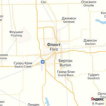 Карта Флинта