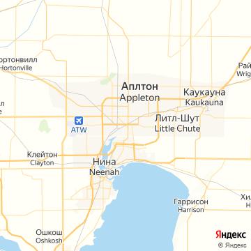 Карта Аплтона