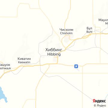 Карта Хиббинга