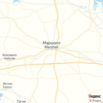 Карта Маршалла