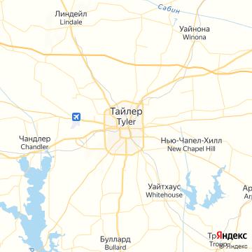Карта Тайлера
