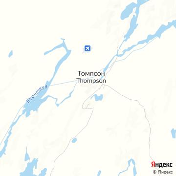 Карта Томпсона