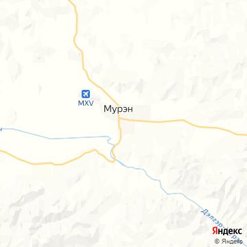 Карта Moron