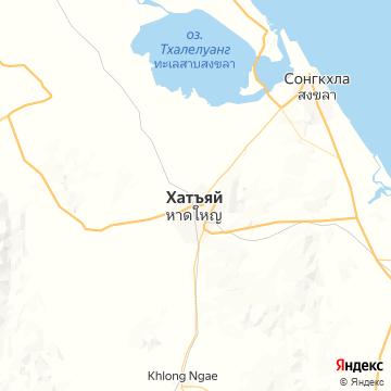 Карта Хата Яи