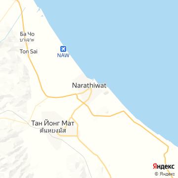 Карта Наратхивата