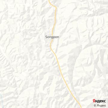 Карта Сунпаня
