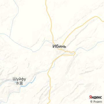 Карта Ибини