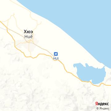 Карта Гуе