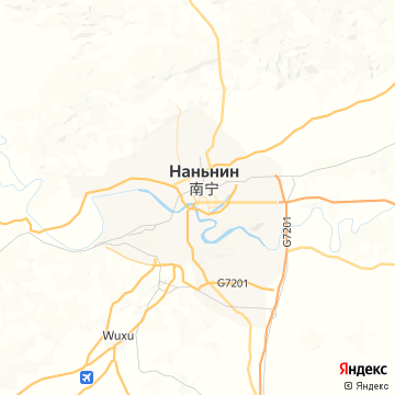 Карта Наннина