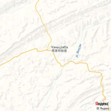 Карта Ваньсяни