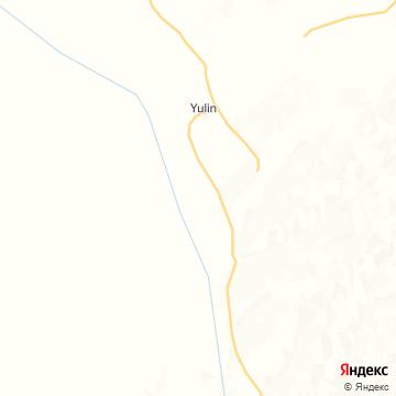 Карта Фулина