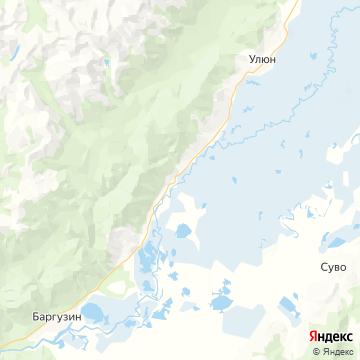 Карта Сухой