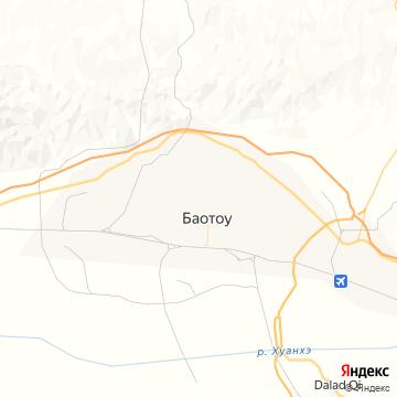 Карта Баоту