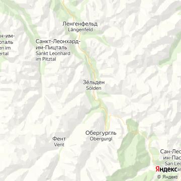 Карта Зольдена