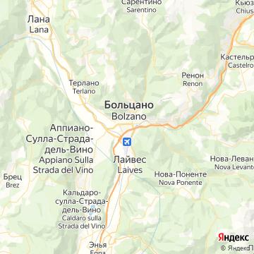 Карта Больцано