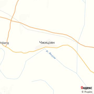 Карта Цзи Цзянь