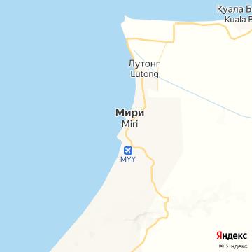 Карта Мирей