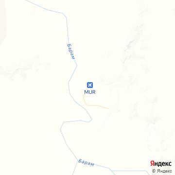 Карта Марудей