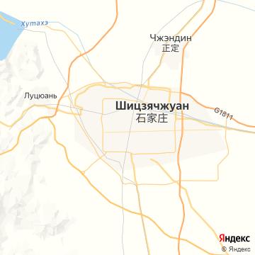 Карта Шицзяжуна