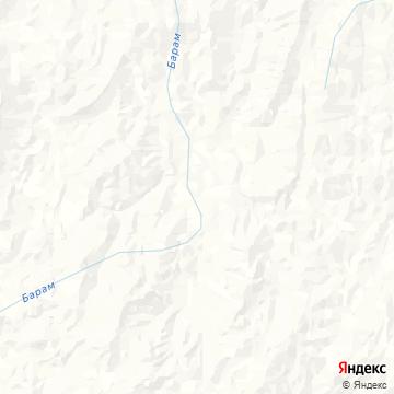 Карта Логна-Банги