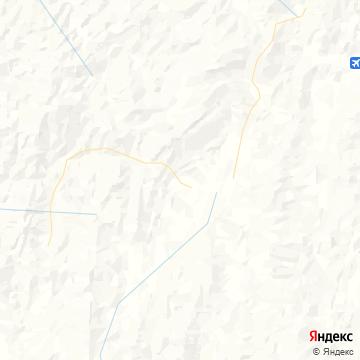 Карта Барио