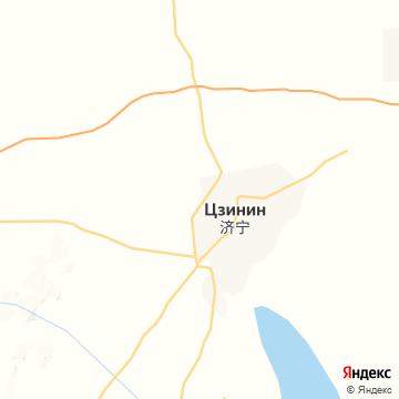 Карта Цзинина