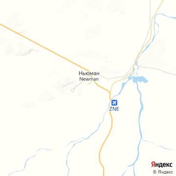 Карта Ньюмена
