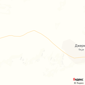 Карта Убарей