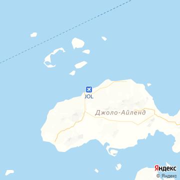 Карта Jolo