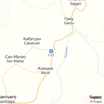 Карта Кауаяна