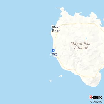 Карта Мариндюка