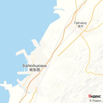 Карта Инкоу