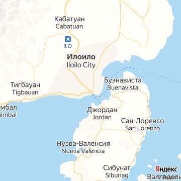Карта Йоила