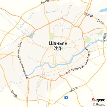 Карта Шеньяна