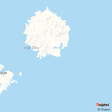 Карта Oki Island