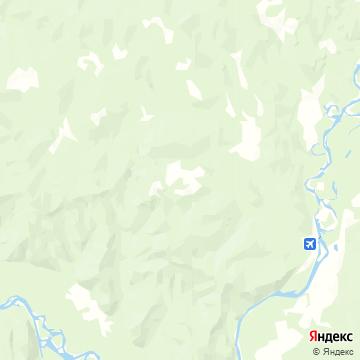 Карта Нелькана