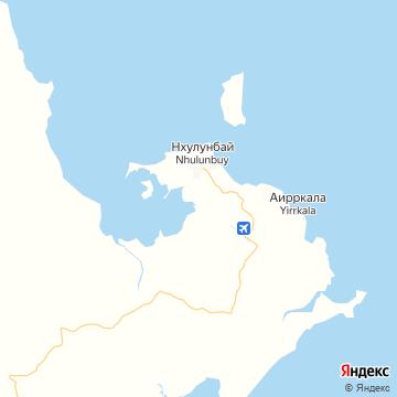 Карта Гоува