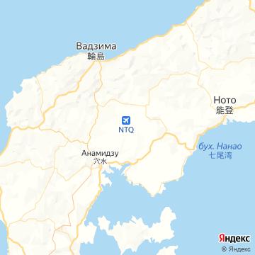 Карта Wajima