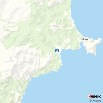 Карта Мунука